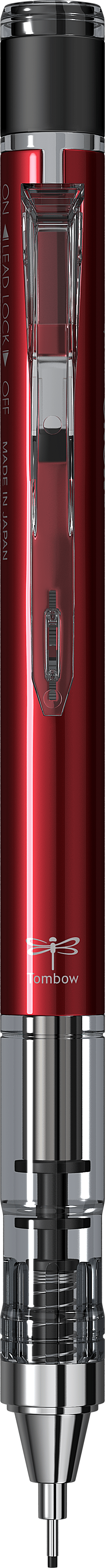Red Creion mecanic 0.5 mm - Tombow 1