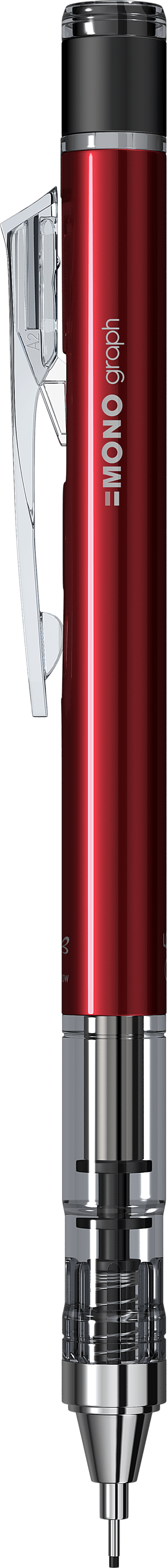 Red Creion mecanic 0.5 mm - Tombow 5