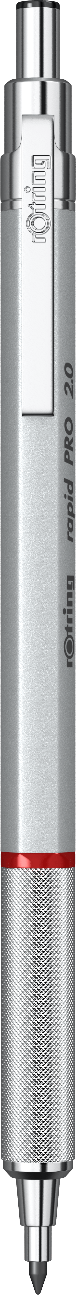 Silver Creion Mecanic 2.0 - Rotring 1
