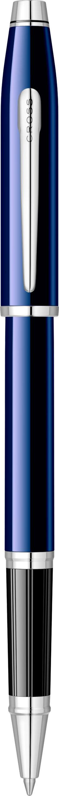 Translucent Blue Lacquer RT Roller - Cross 1