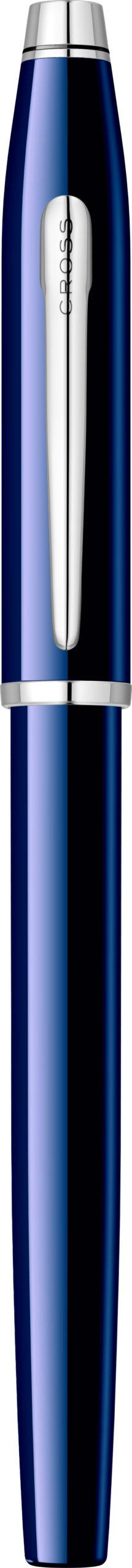 Translucent Blue Lacquer RT Roller - Cross 4